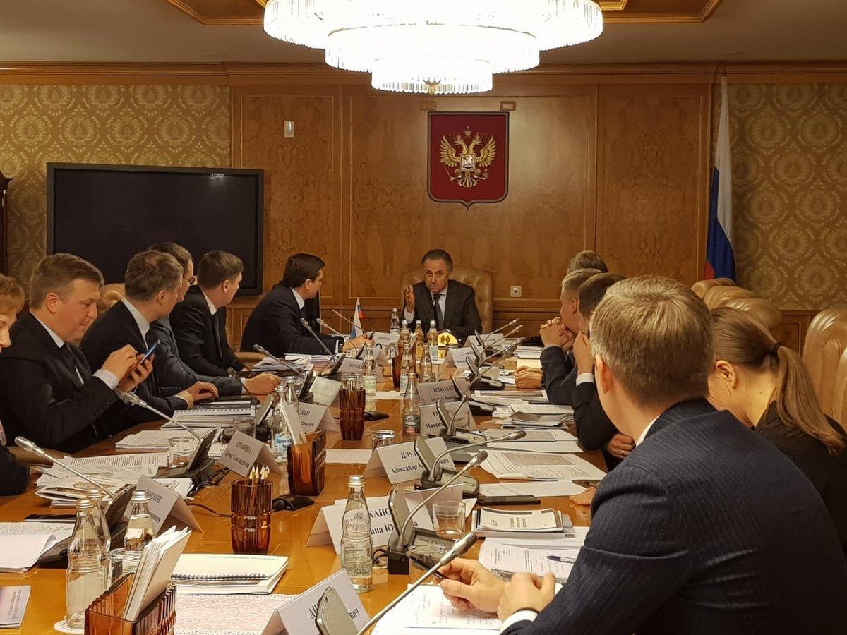 Мутко провел совещание по подготовке к 800-летию Нижнего Новгорода - фото 1