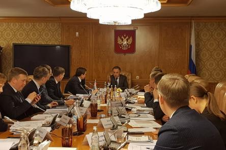 Мутко провел совещание по подготовке к 800-летию Нижнего Новгорода
