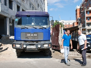 На нижегородских стройплощадках наведут порядок (ФОТО)