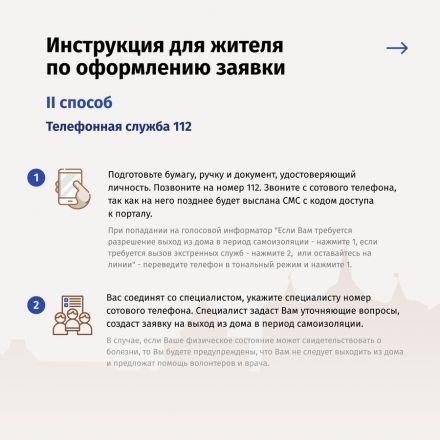 Полная самоизоляция: нижегородцы смогут выходить на улицу по QR-коду - фото 4