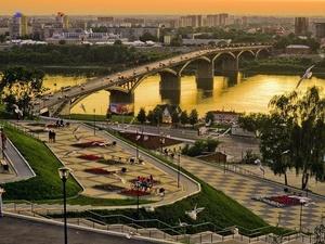 Нижний Новгород вошел в десятку городов для путешествий на День России