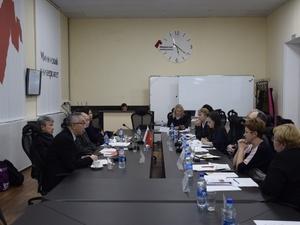 Мининский университет встретил делегацию представителей образования из Гонконга
