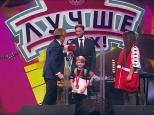 Юный нижегородец блистательно станцевал на шоу Максима Галкина