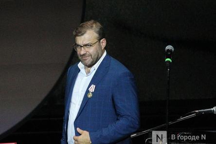 Михаил Пореченков награжден медалью 800-летия Нижнего Новгорода