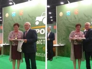 НГСХА завоевала «Гран-При» на международной агропромышленной выставке «АГРОРУСЬ-2019»