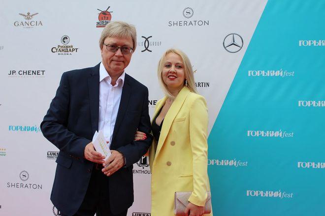 Звезды российского кино приехали в Нижний Новгород на «Горький fest» - фото 23
