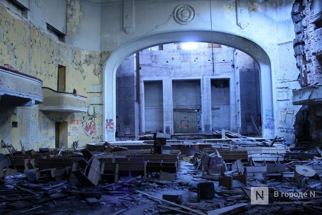Здесь пела Пугачева: во что превратился нижегородский ДК имени Ленина  - фото 59