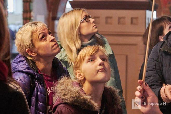 Победители проекта «В городе N» побывали на эксклюзивной экскурсии в Госбанке на Большой Покровской - фото 25
