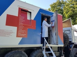 Два передвижных маммографа закупит Нижегородская область