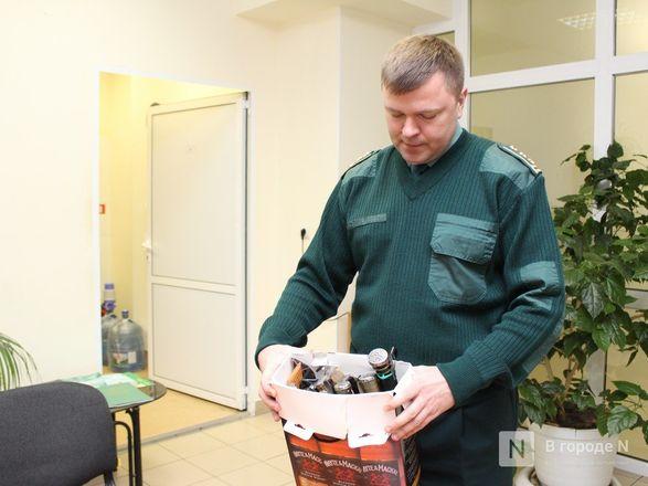 """Крокодил в багаже: нижегородские таможенники показали """"шедевры"""" контрабанды - фото 27"""
