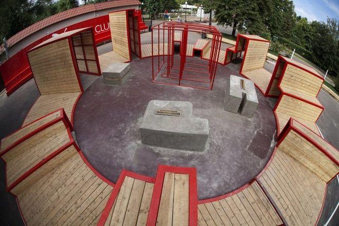 «Зима» вместо «Кремля»: проект площадки в парке Кулибина изменили по просьбам жителей - фото 13