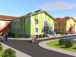 В ЖК «Окский берег» появится второй детский сад