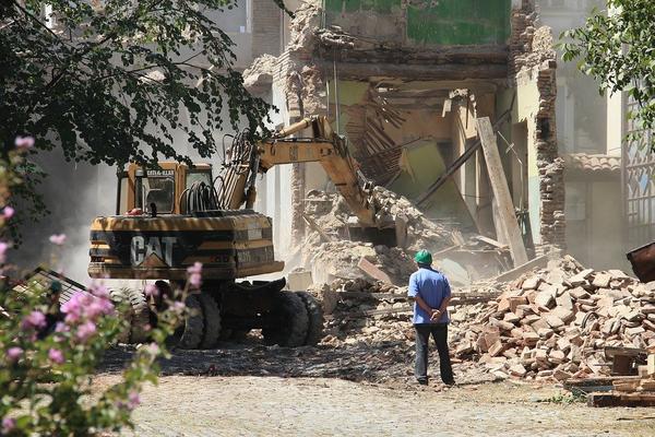 Ломать — не строить: какие дома снесут в Нижнем Новгороде в ближайшие годы (КАРТА)