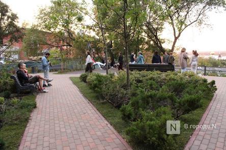 Смотровая площадка с видом на Кремль открылась на Почаинском бульваре