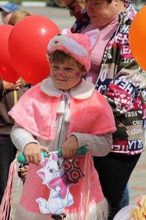 Бэтмены и принцессы стали участниками парада колясок на Бору - фото 4