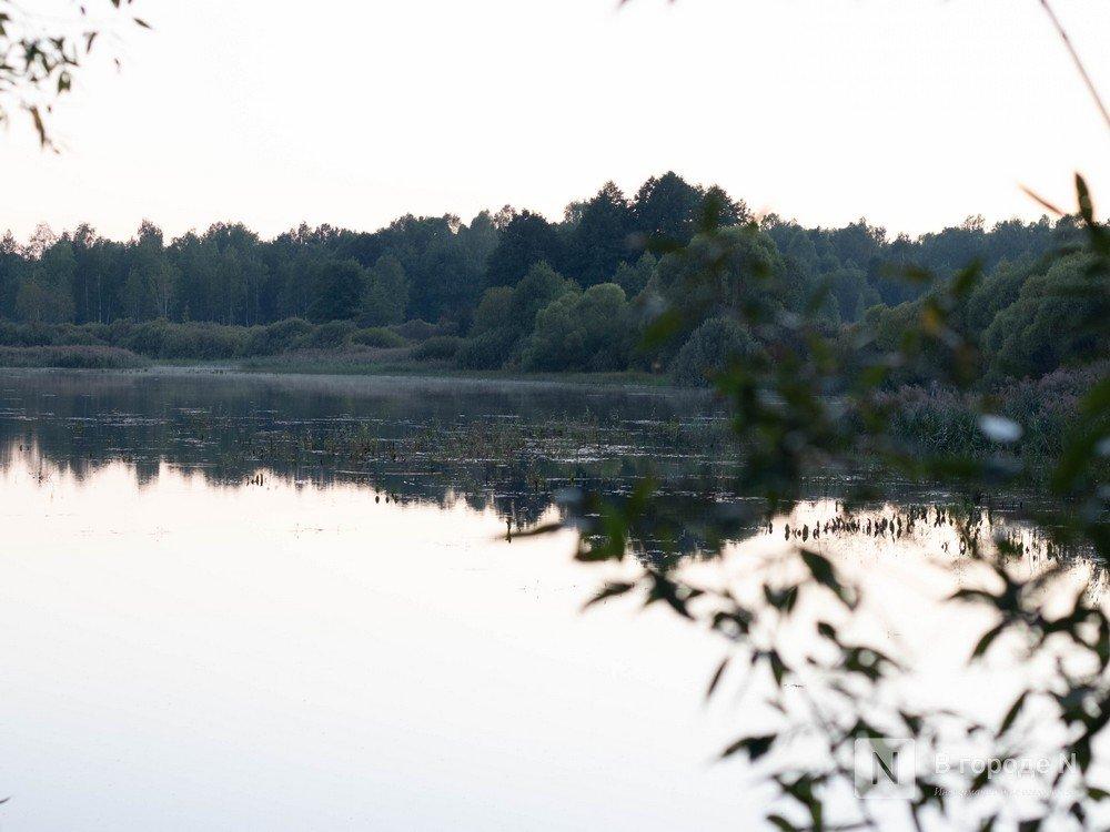 Вода не соответствует нормам в десяти озерах Нижнего Новгорода - фото 1