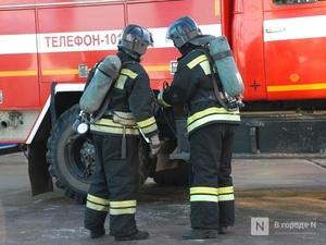 """Нижегородские пожарные срочно выехали в гостиницу """"Ока"""""""