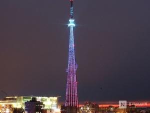 Нижегородская телебашня превратится в рекламную конструкцию