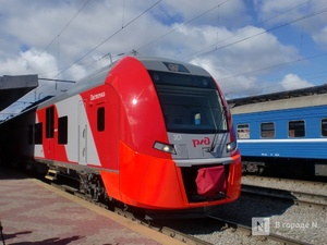 Количество пассажиров скоростных поездов между Нижним Новгородом, Москвой и Санкт-Петербургом выросло на 4% в январе—феврале 2020 года